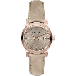 NWT Burberry | Leather Watch